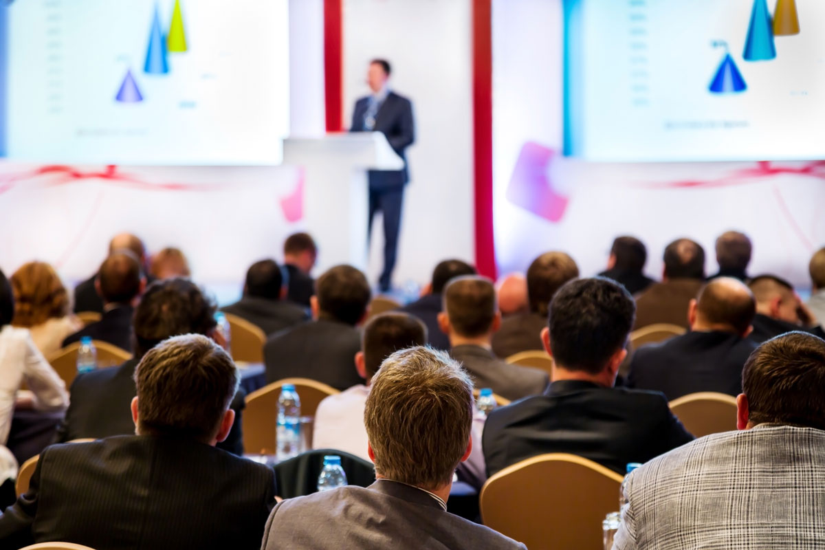 Espacio para congresos y eventos